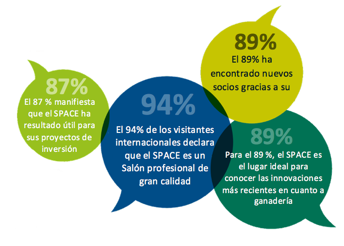 indices de satisfaccion SPACE