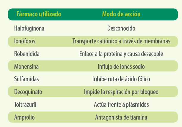 alternativas naturales eimeria